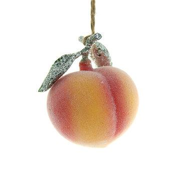 Cody Foster - COF Orchard Fresh Peach Ornament