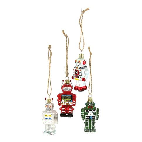 Cody Foster - COF Robot Ornament