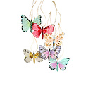 Cody Foster - COF Frosted Butterfly Ornament