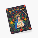 Rifle Paper Co - RP Rifle Paper - Madonna & Child Card