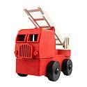 Luke's Toy Factory  - LTF Luke's Toy Factory - Red Fire Truck