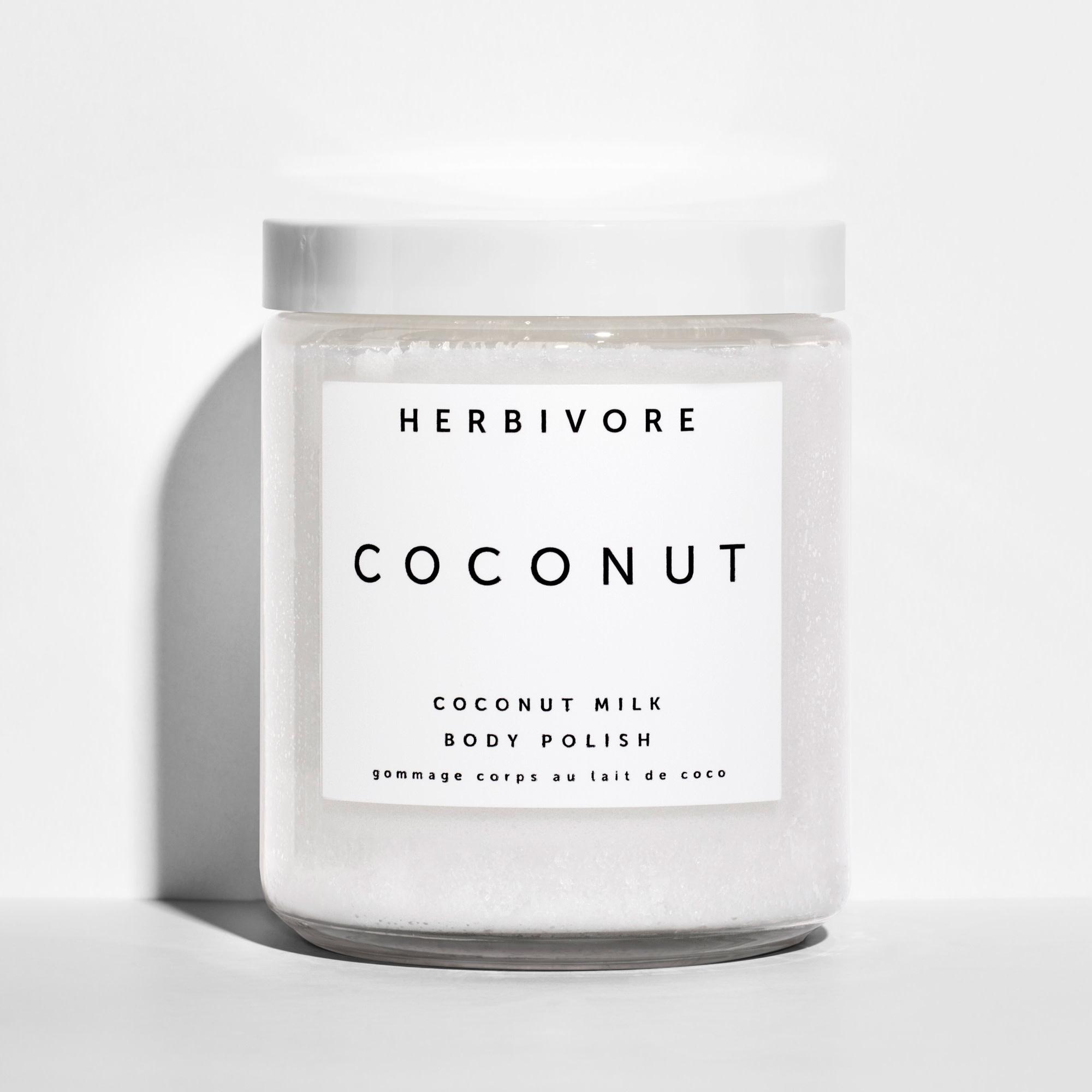 Herbivore Botanicals - HB Coconut Milk Body Polish