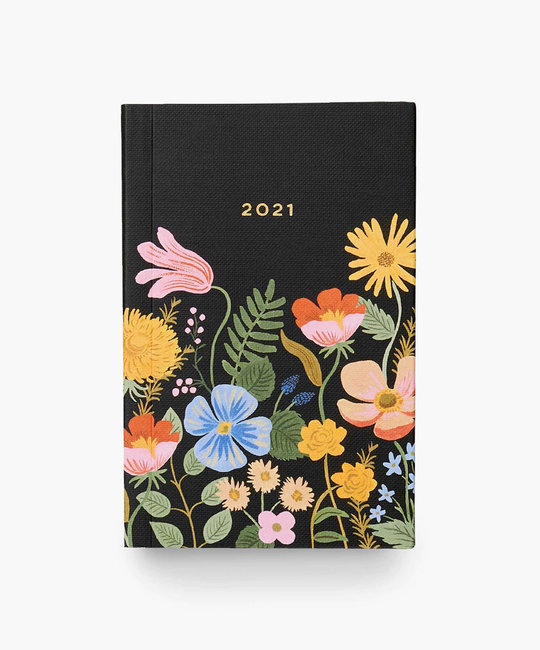 Rifle Paper Co - RP Rifle Paper - 2021 Strawberry Fields Pocket Planner