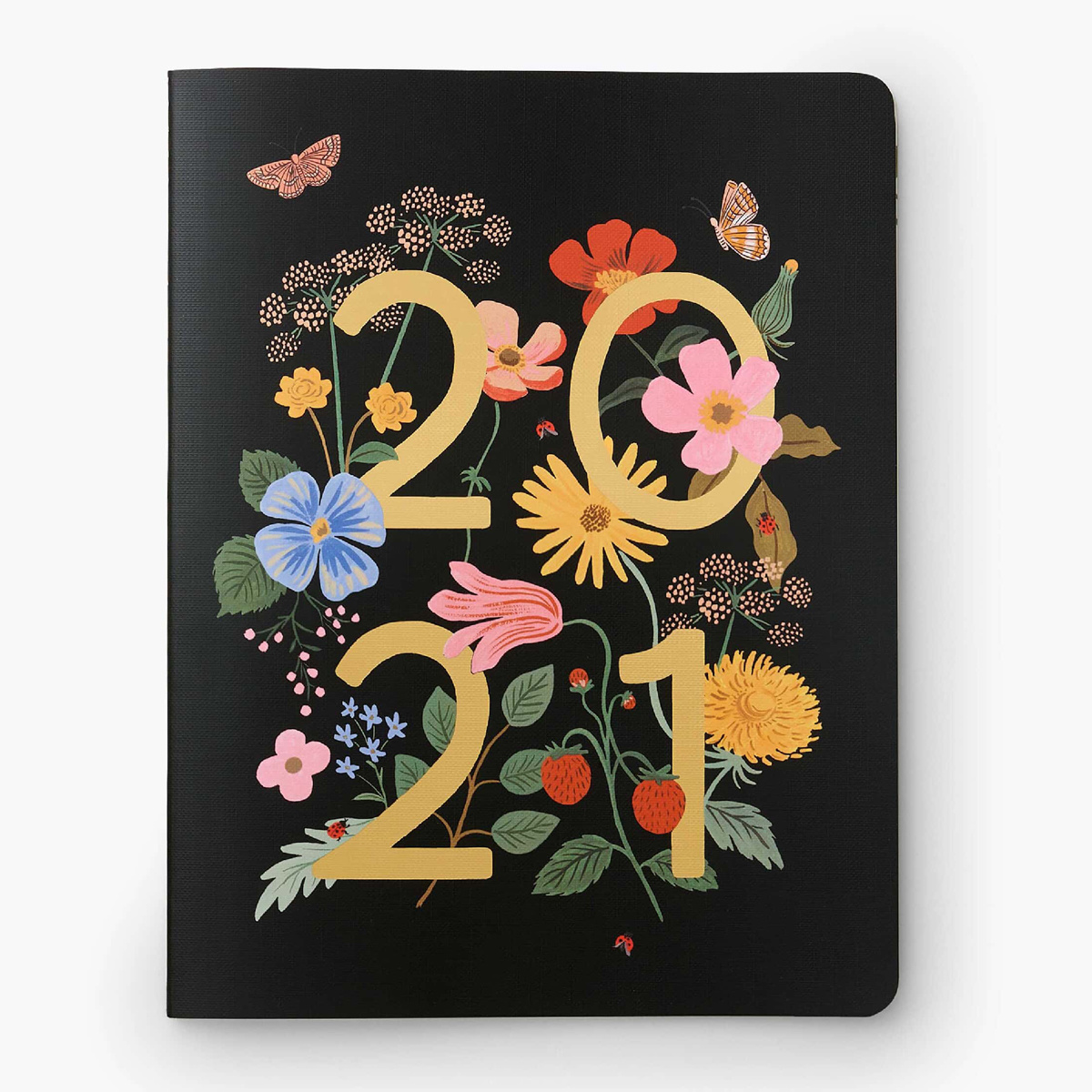 Rifle Paper Co - RP Rifle Paper - 2021 Wild Garden Appointment Notebook Planner