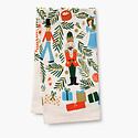 Rifle Paper Co - RP Rifle Paper - Christmas Tree Tea Towel