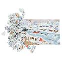 Moulin Roty MRTO - Le Jardin - La Banquise 96 piece puzzle