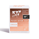 Copper Cow Coffee - CCC 'The Classic' Vietnamese Coffee, Pack of 5