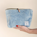 IMMODEST COTTON x Fleabags Immodest Cotton Sardine Pouch, Acid Wash