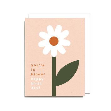 Worthwhile Paper - WOP Birthday Bloom