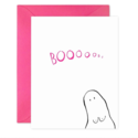 E. Frances Paper Studio - EF Booobs Ghost Halloween Card