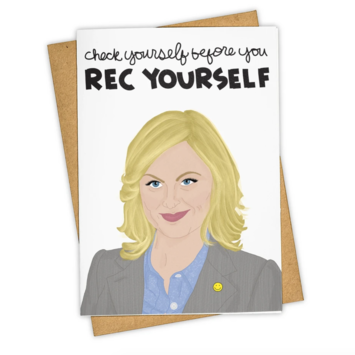 Tay Ham - TH THGCHU0004 - Rec Yourself Leslie Knope