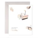 E. Frances Paper Studio - EF EFGCBI0021 - Flying Cake
