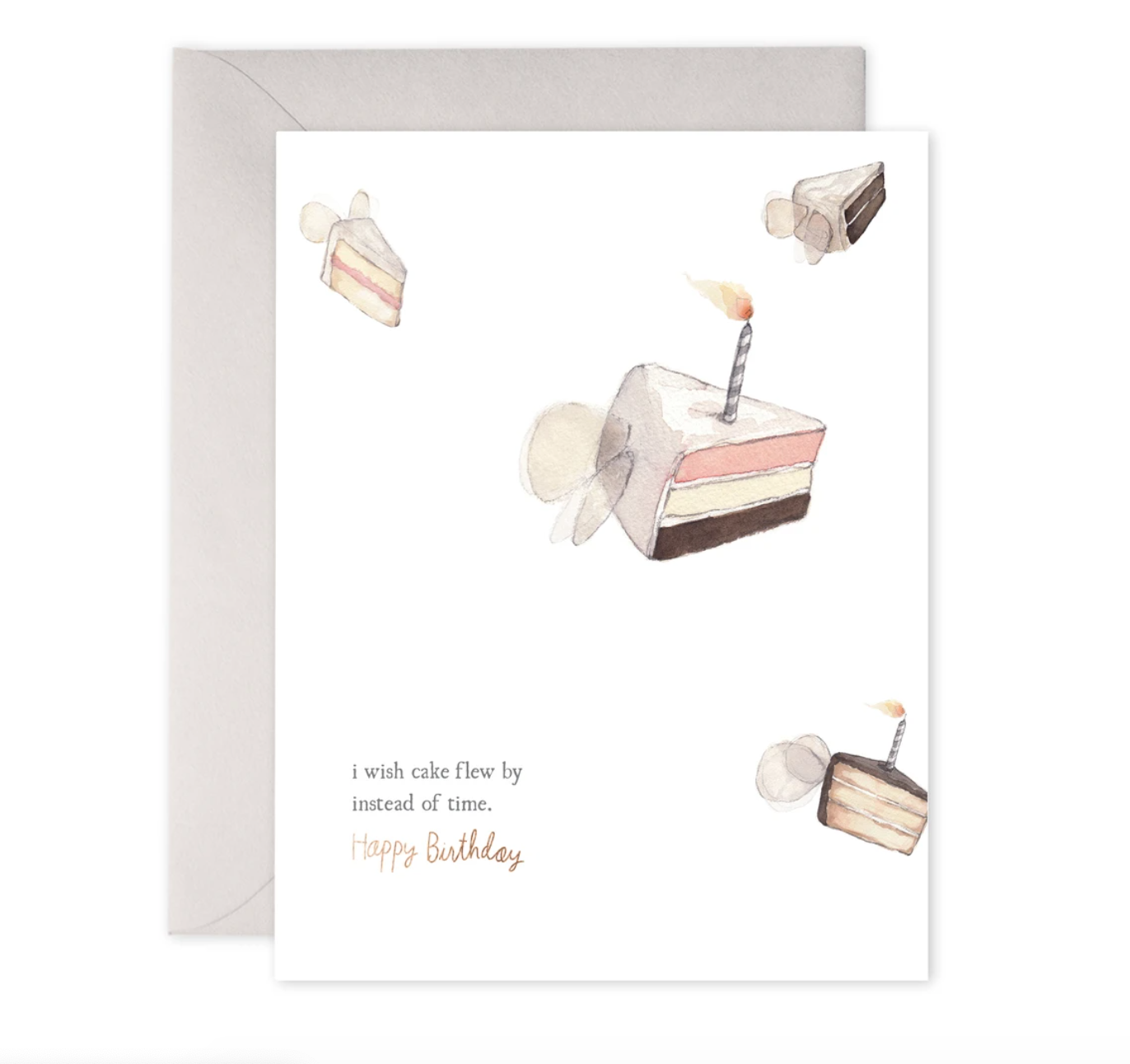 E. Frances Paper Studio - EF EFGCBI0021 - Flying Cake