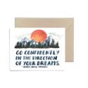 Little Truths Studio - LTS LTSGCMI0001 - Go Confidently