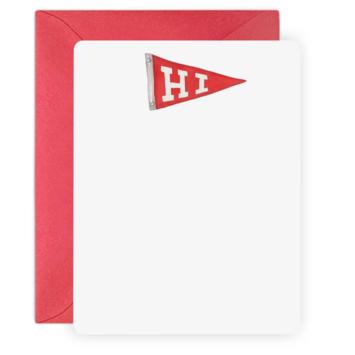 E. Frances Paper Studio - EF EF NS - Hi Pennant Social Notes