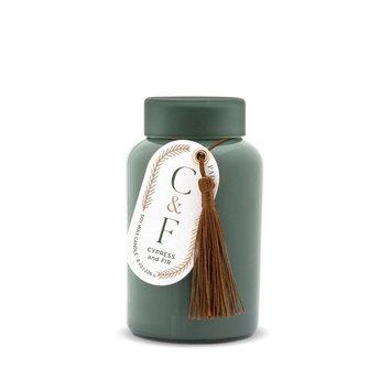 Paddywax - PA Cypress + Fir 8oz Lolli Candle