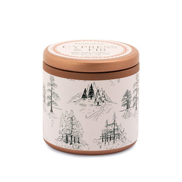 Paddywax - PA Cypress & Fir 3oz. Tin White Label