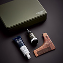 Gentlemen's Hardware Beard Survival Kit: Beard Wash, Beard Oil and Beard Comb