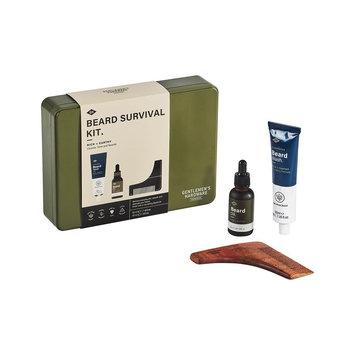 Gentlemen's Hardware - GH Beard Survival Kit: Beard Wash, Beard Oil and Beard Comb