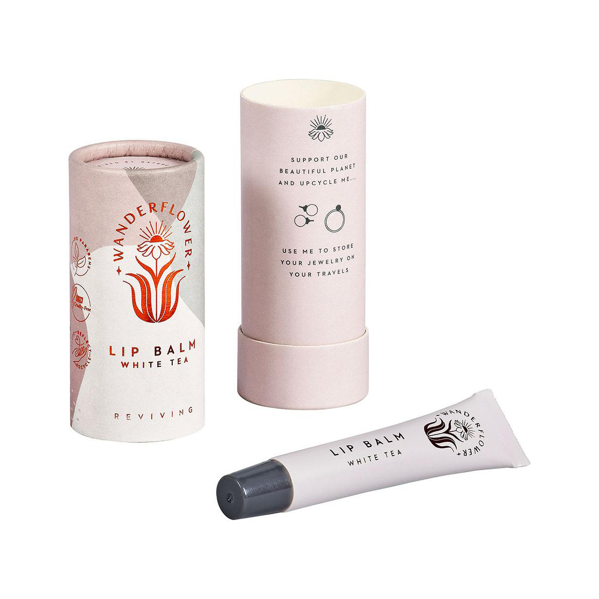 Wanderflower Wanderflower Lip Balm - Various Scents