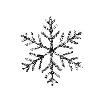 Tattly - TA Snowflake Tattoo