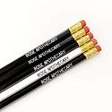 Calliope Pencil Factory Rose Apothecary Pencil Set