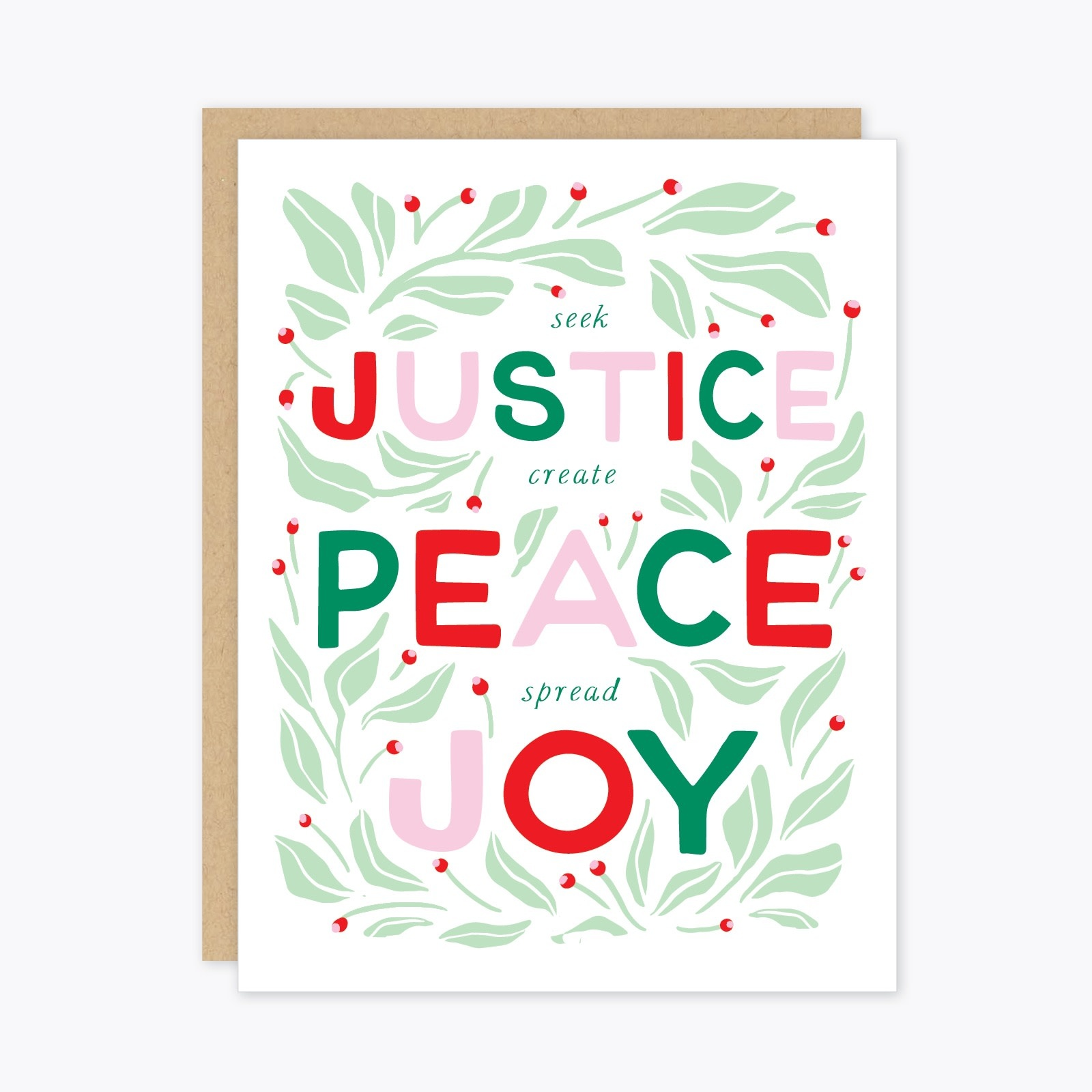 Party of One - POO POO NSHO - Justice Christmas, Set of 8