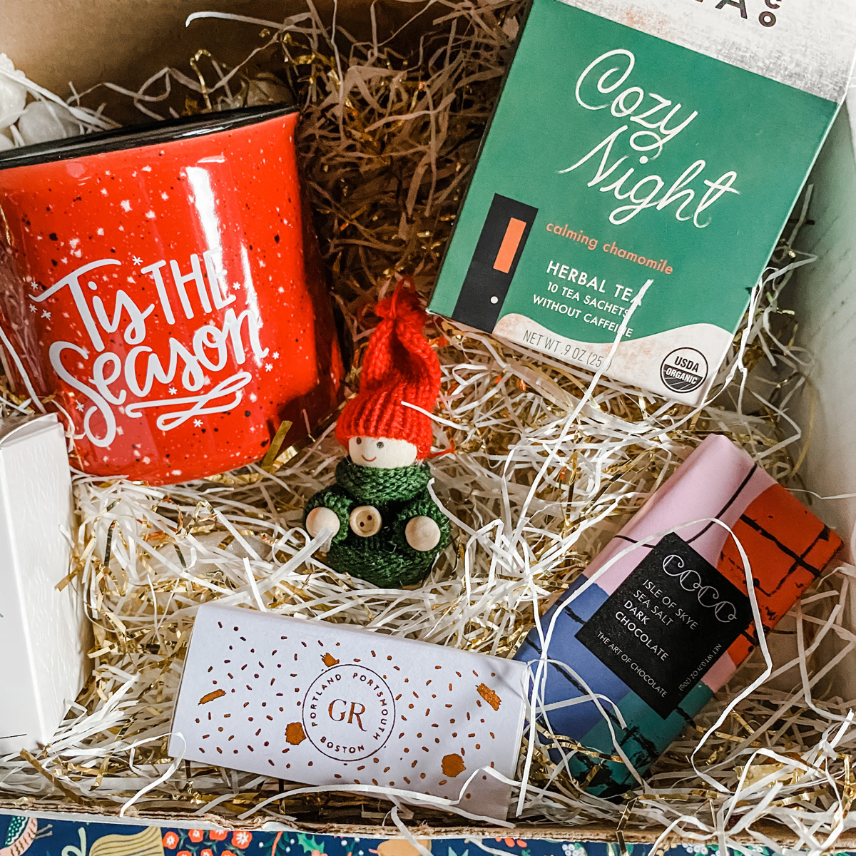 Gus and Ruby Letterpress - GR Cozy Winter Nights Gift Box