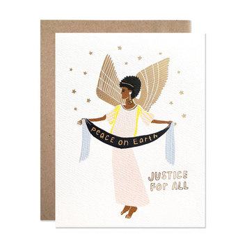 Hartland Brooklyn - HAR Peace on Earth, Justice for All Holiday Card