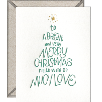 Ink Meets Paper - IMP IMPGCHO0010 - Christmas Tree Lettering