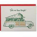 Ladyfingers Letterpress - LF LFGCHO0013 - Take Me Home