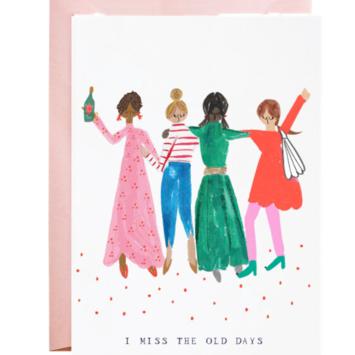 Mr. Boddington's Studio - MB MBGCFR0023 - I Miss the Old Days (Girlfriends)
