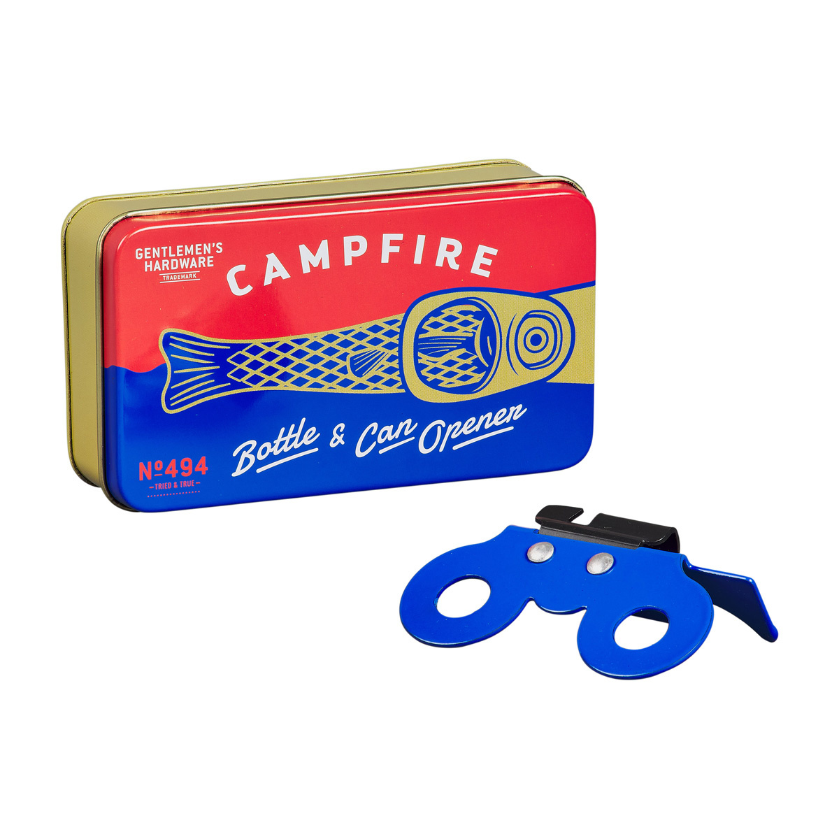 Gentlemen's Hardware Campfire Bottle & Can Opener