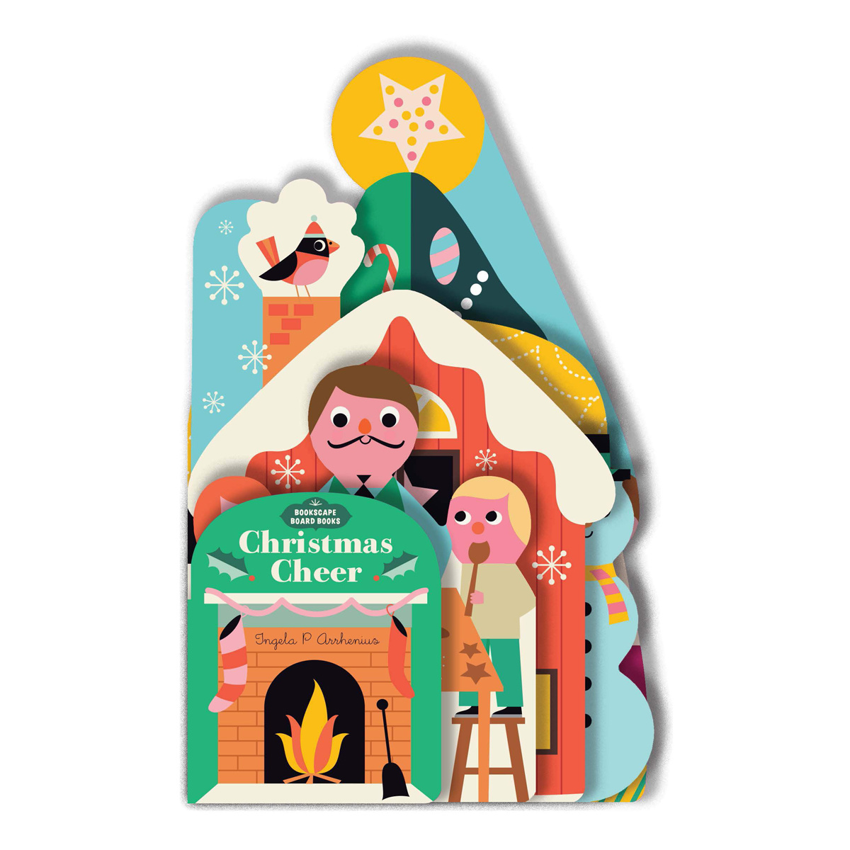 Chronicle Books - CB Christmas Cheer Board Book