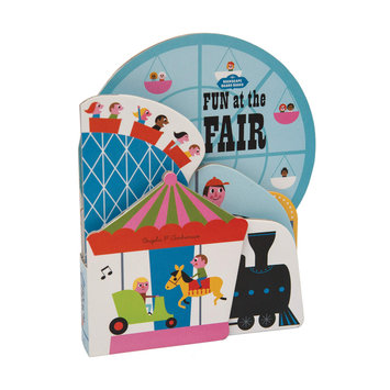 Chronicle Books - CB Fun at the Fair Board Book