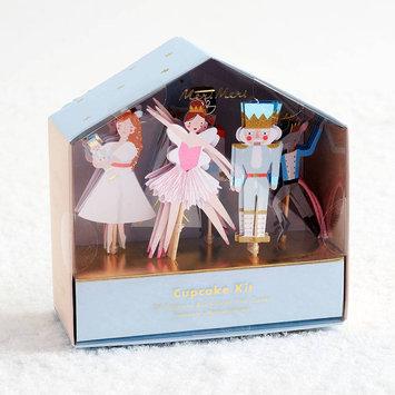 Meri Meri - MEM Nutcracker Christmas Cupcake Kit