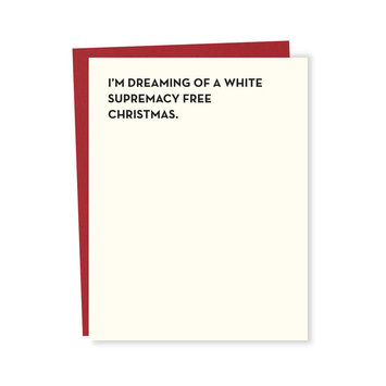 Sapling Press - SAP White (Supremacy Free) Christmas