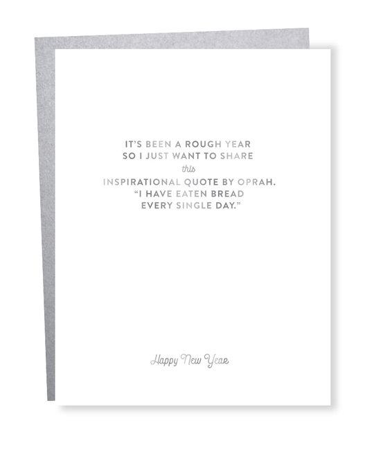 Sapling Press - SAP Oprah Inspirational Quote Card