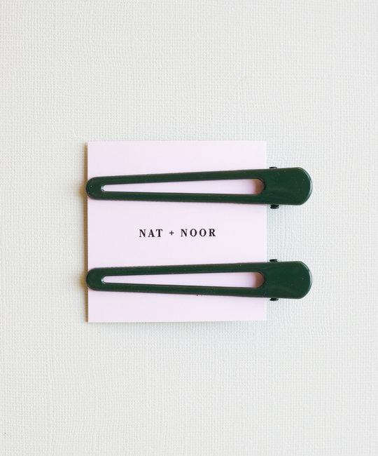 Nat + Noor - NAN Triangle Hair Clips, Set of 2,