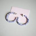 Nat + Noor - NAN Nora Hoop Earrings in