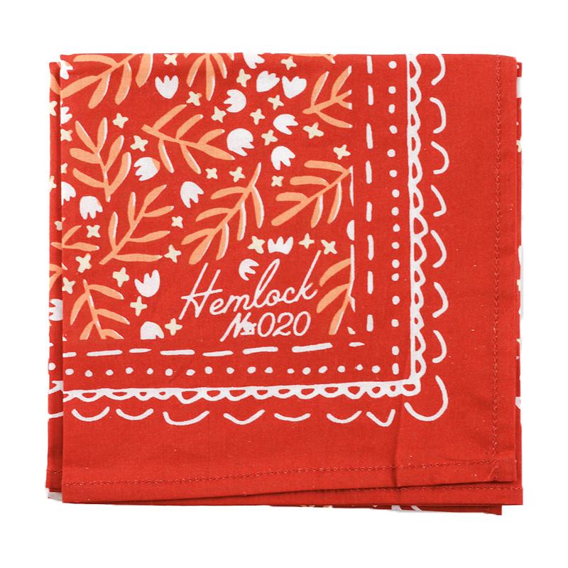 Hemlock Goods - HG Hemlock Goods - No. 020 Cora Bandana