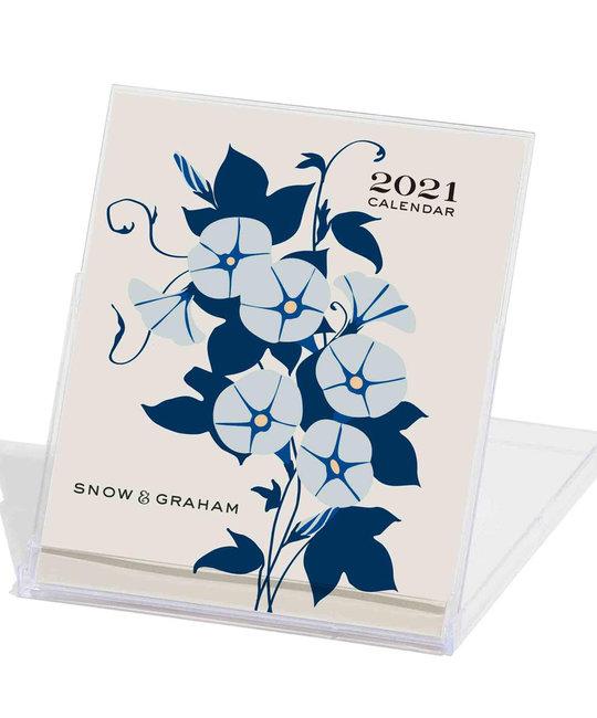 Snow and Graham - SG Snow & Graham - 2021 Desk Calendar