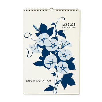 Snow and Graham - SG Snow & Graham - 2021 Wall Calendar