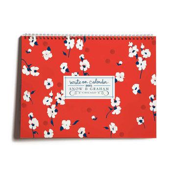 Snow and Graham - SG Snow & Graham - 2021 Write-On Calendar