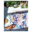 Jiggy Jiggy - Jungle Cat 450-Piece Puzzle & Frameable Art