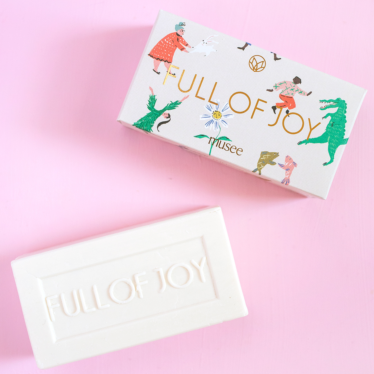 Musee - MUS Full of Joy - Bar Soap
