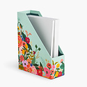 Rifle Paper Co - RP Rifle Paper Co - Garden Party Magazine Holder