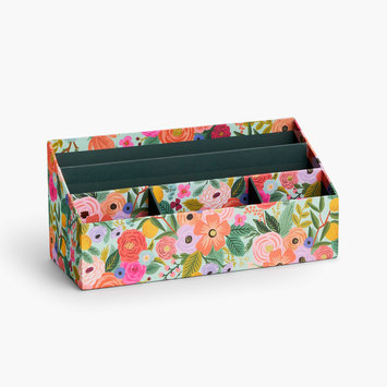 Rifle Paper Co - RP Rifle Paper Co - Garden Party Desk Organizer