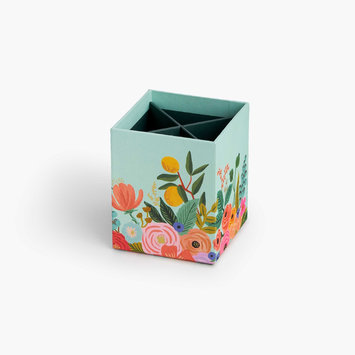 Rifle Paper Co - RP Rifle Paper Co - Garden Party Pencil Cup