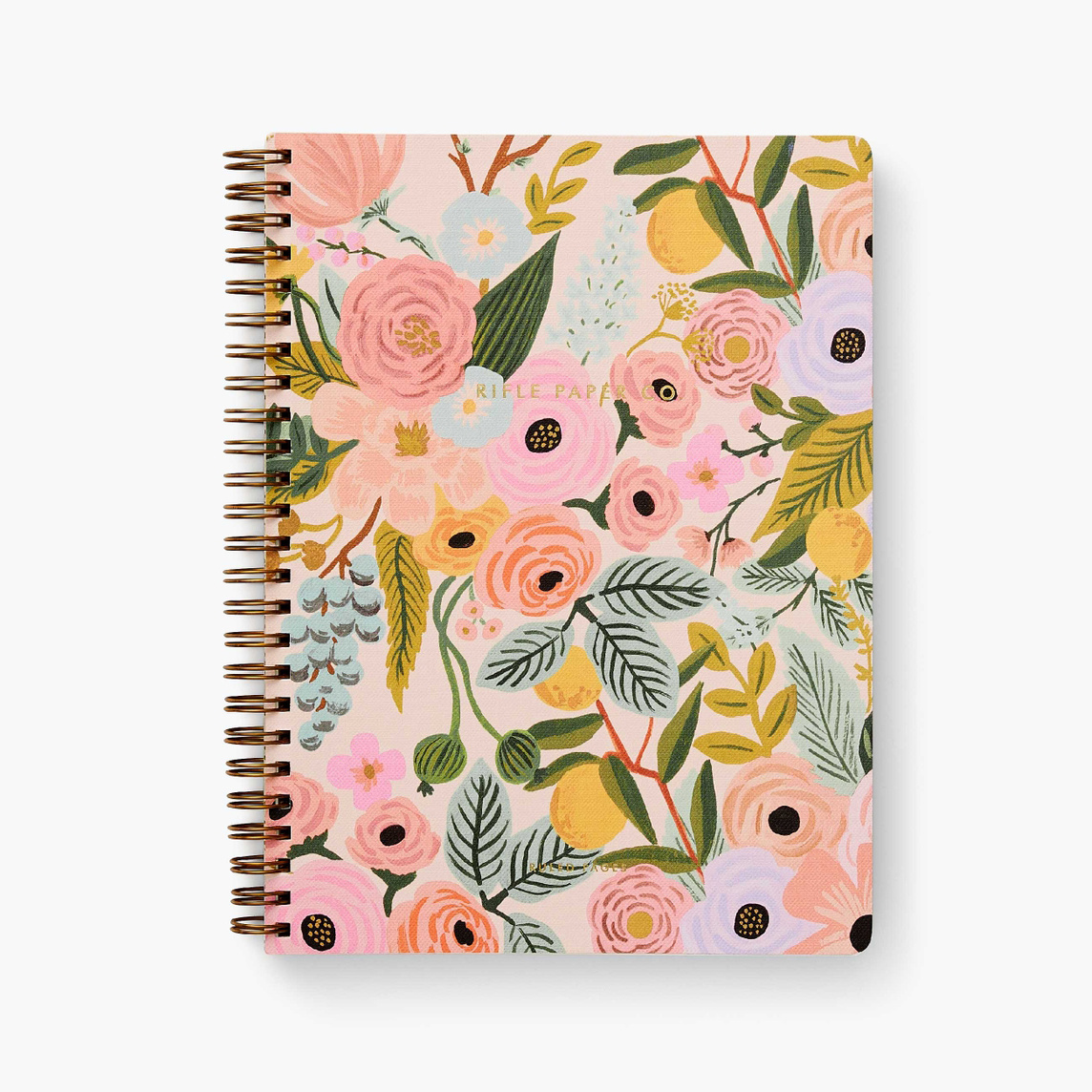 Rifle Paper Co - RP Rifle Paper Co - Garden Party Spiral Lined Notebook